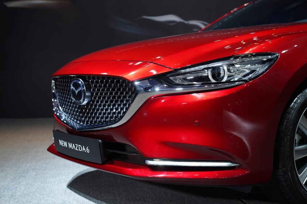La zăng Mazda6
