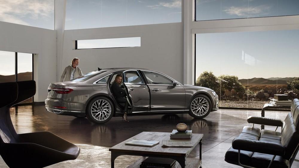 Giá xe Audi A8