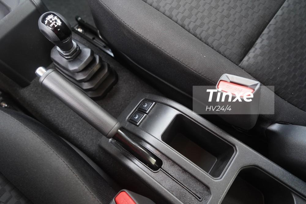 Trang bị an toàn trên Suzuki Jimny 2020
