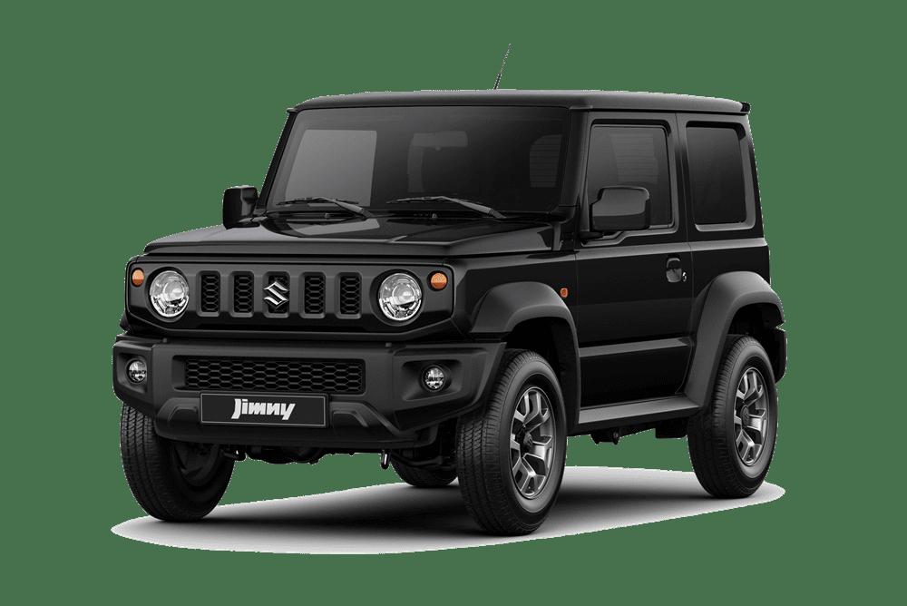 Suzuki Jimny đen