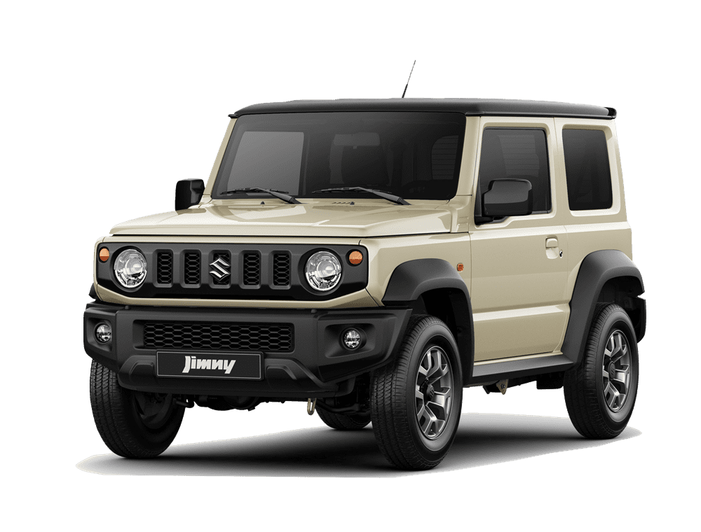 Suzuki Jimny cát