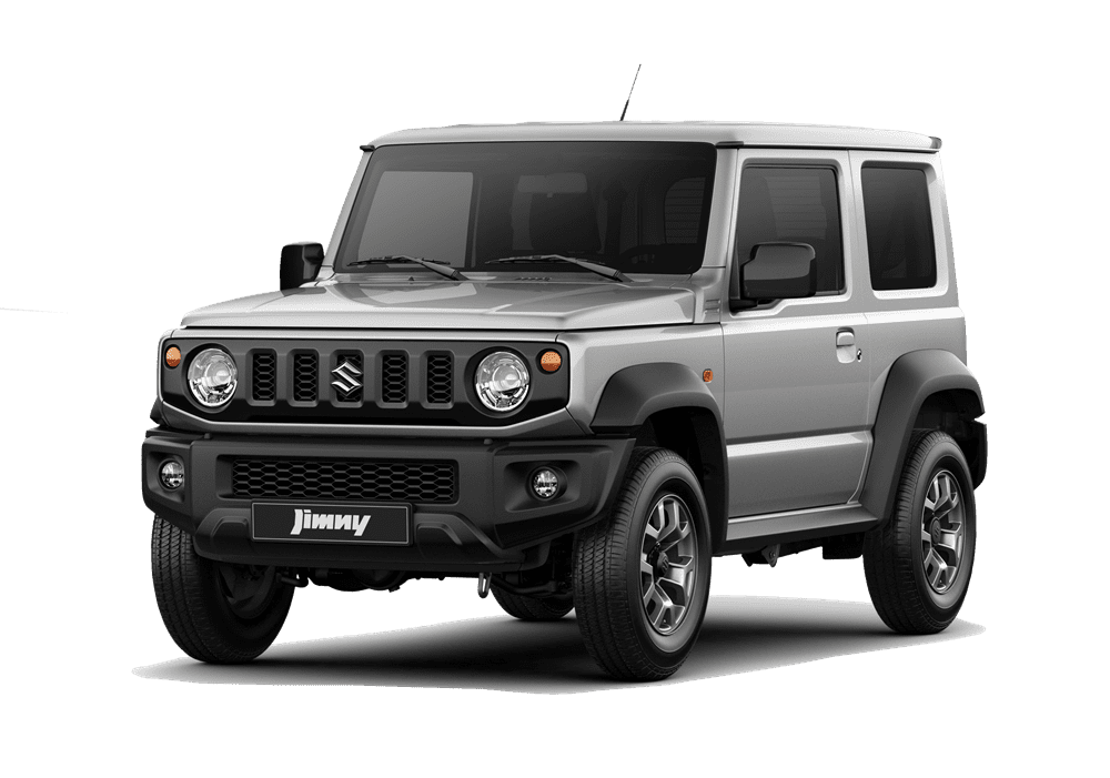 Suzuki Jimny xám