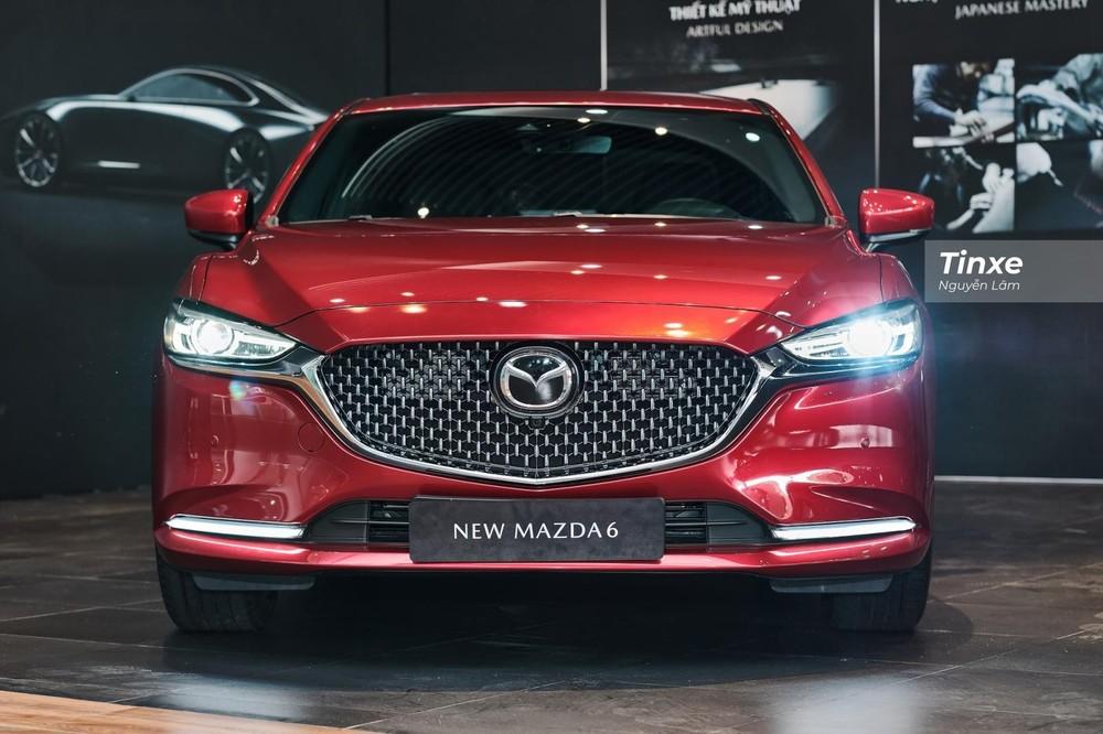 Mazda6 2020 chính thức ra mắt Việt Nam vào ngày 16/6 vừa qua, xe vẫn được lắp ráp trong nước với 3 phiên bản