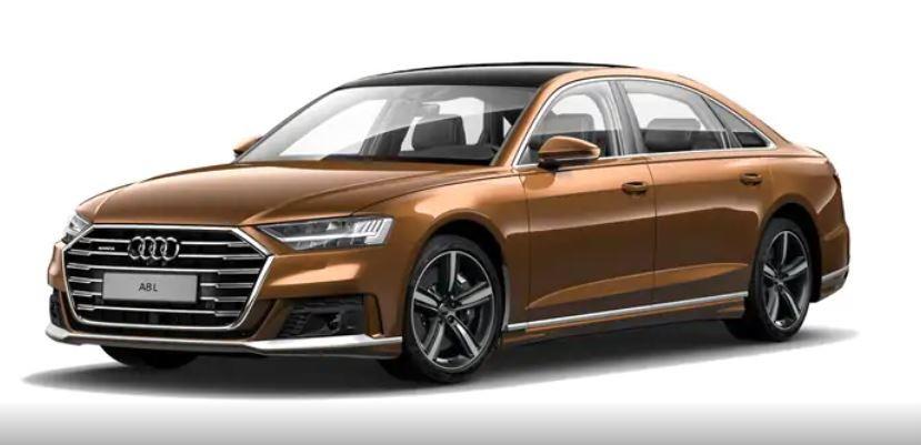 Audi A8 cam