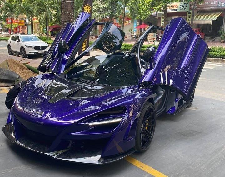 McLaren 720S độ N-Largo độc nhất Việt Nam của doanh nhân Vũng Tàu đã hoàn thiện