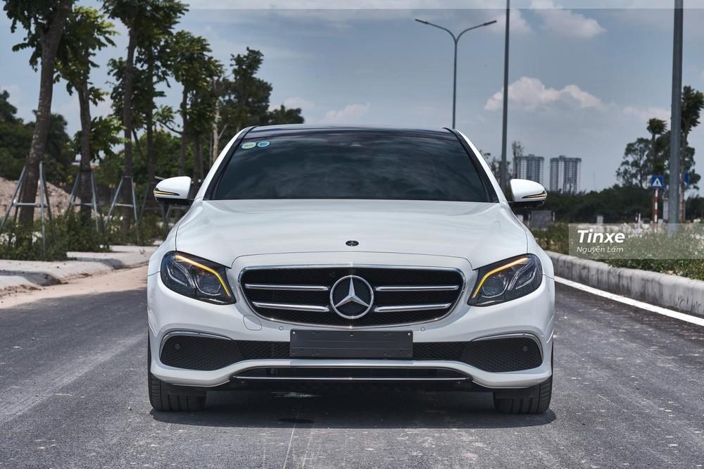 Mercedes-Benz E 200 Sport 2019 hiếm khi xuất hiện trên thị trường xe cũ