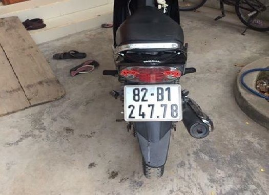 The license plate of Kon Tum has a code of 82. (Image: Internet)