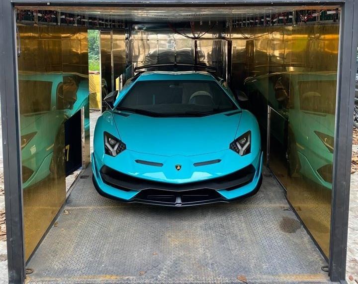 Siêu xe Lamborghini Aventador SVJ chỉ sản xuất 900 chiếc thuộc bản tiêu chuẩn và 63 chiếc khác thuộc bản Lamborghini Aventador SVJ 63