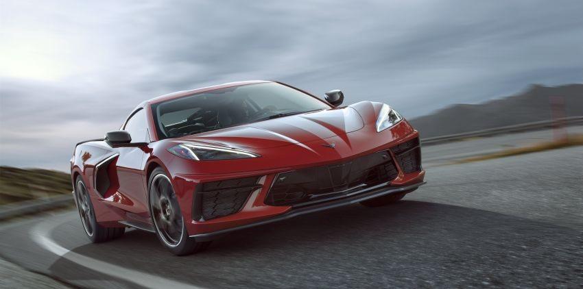 Chevrolet Corvette thế hệ mới