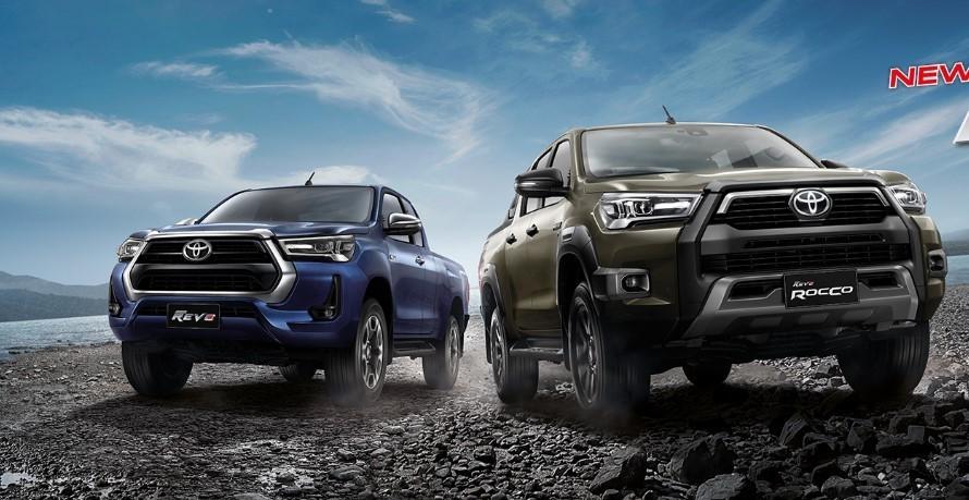 Nếu chuyển sang nhập khẩu Toyota Fortuner 2020 từ Thái Lan, rất có thể Toyota Việt Nam sẽ đửa cả phiên bản mới của Toyota Hilux về phân phối