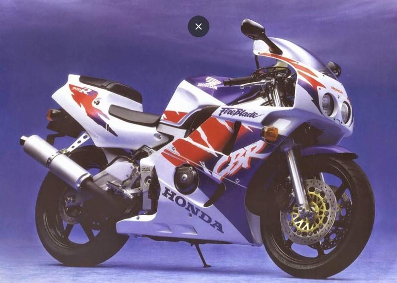 Honda CBR400RR NC29 sản xuất những năm 199x