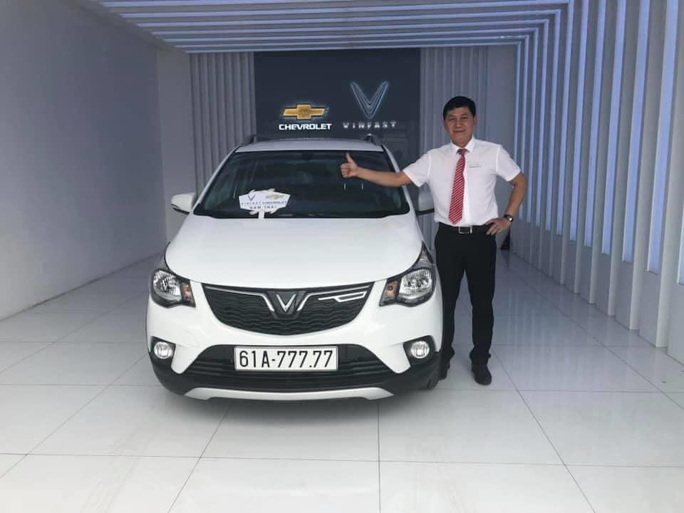Không ít người ghen tỵ trước độ mát tay của chủ xe VinFast Fadil