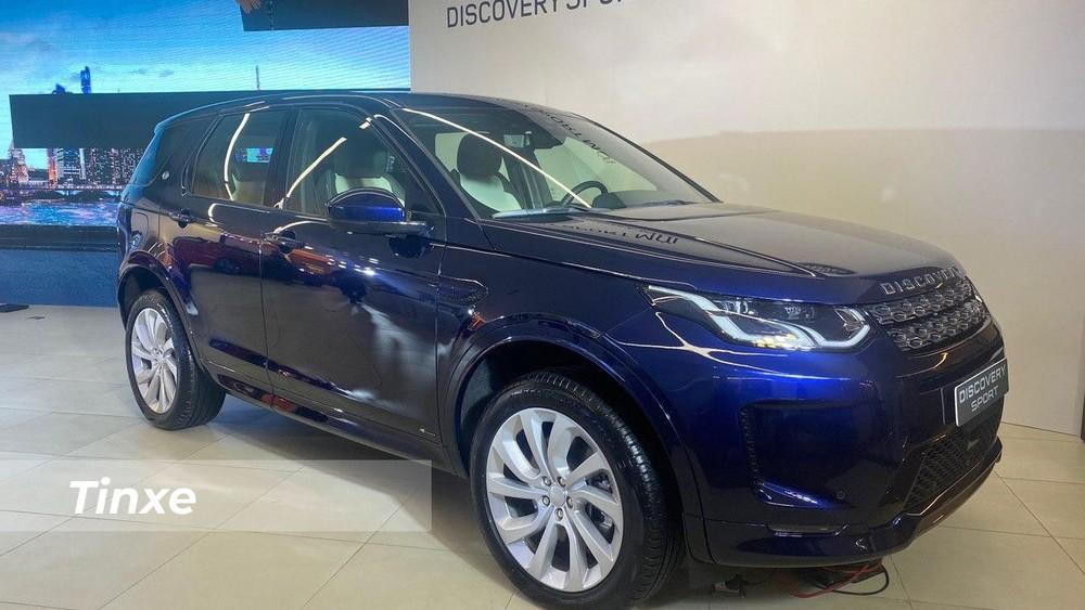 Land Rover Discovery Sport 2020 trình làng tại Việt Nam