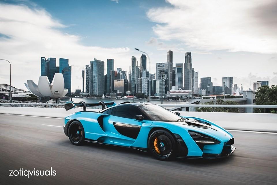 Senna xanh