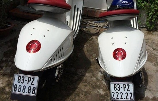 Biển số xe Sóc Trăngcó ký hiệu mã số đầu là 83. (Ảnh: Internet)