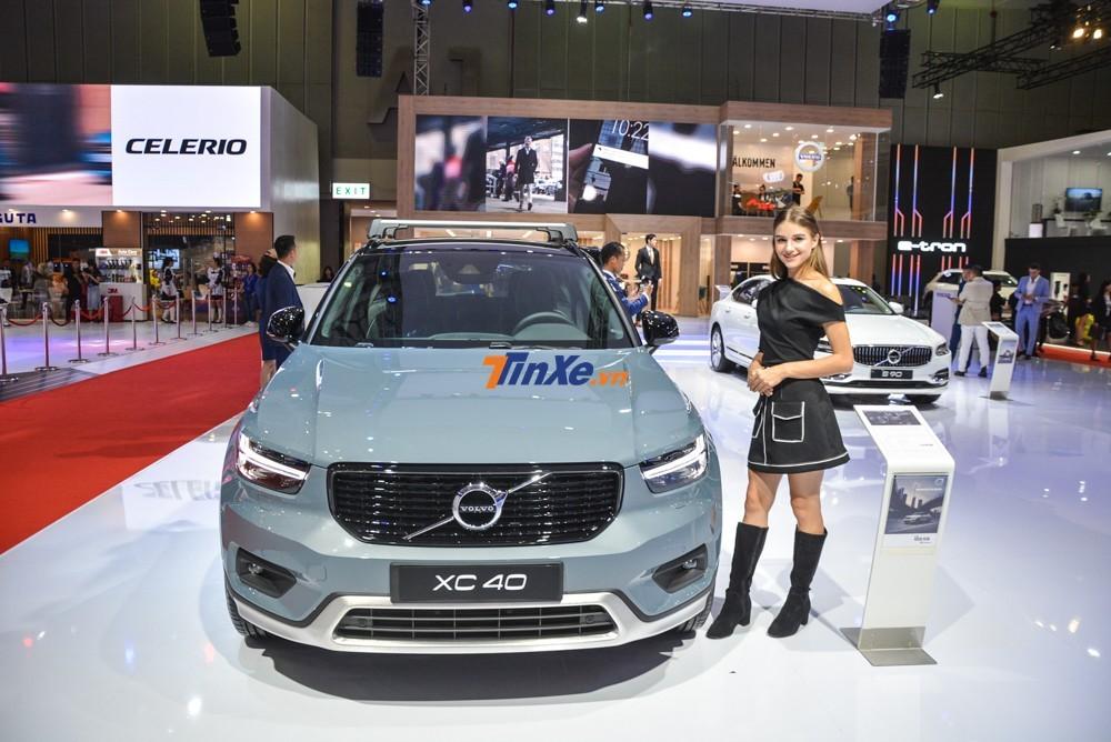 Giá xe Volvo XC40