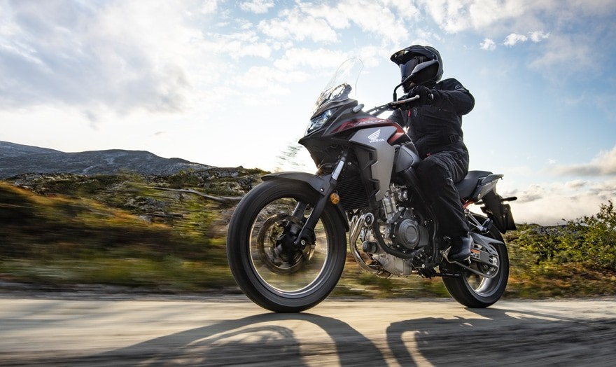Honda CB400X 2020
