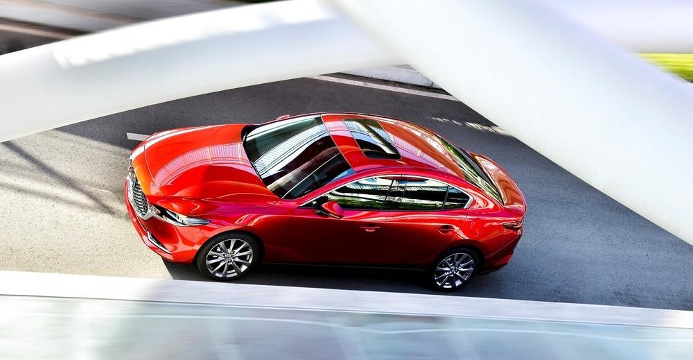 Mazda3 2021 dự kiến sẽ dùng chung động cơ với Mada6 và Mazda CX-5