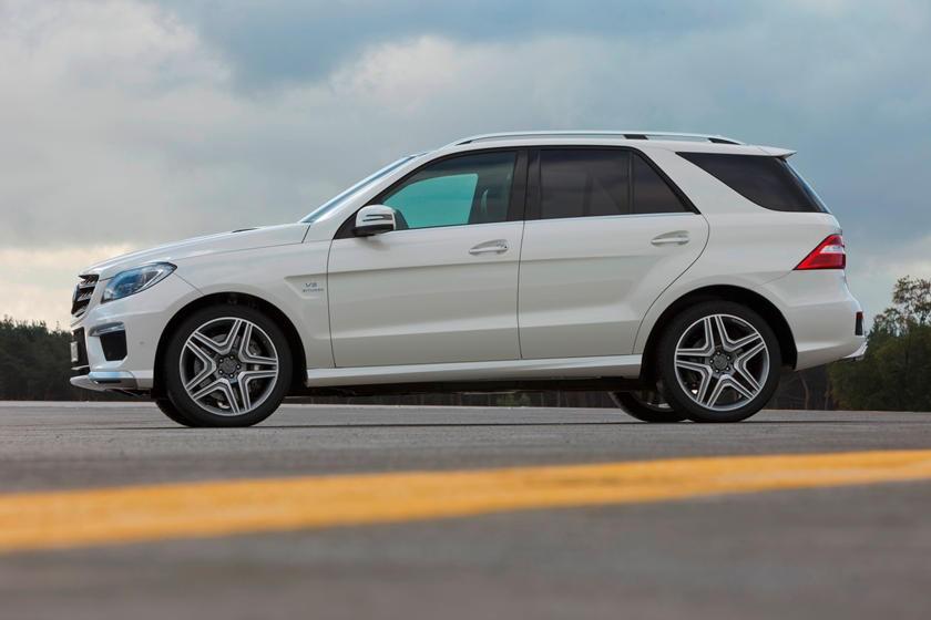 Một chủ nhân của chiếc SUV hạng sang ML350 2015 hiện đang kiện hãng Mercedes-Benz