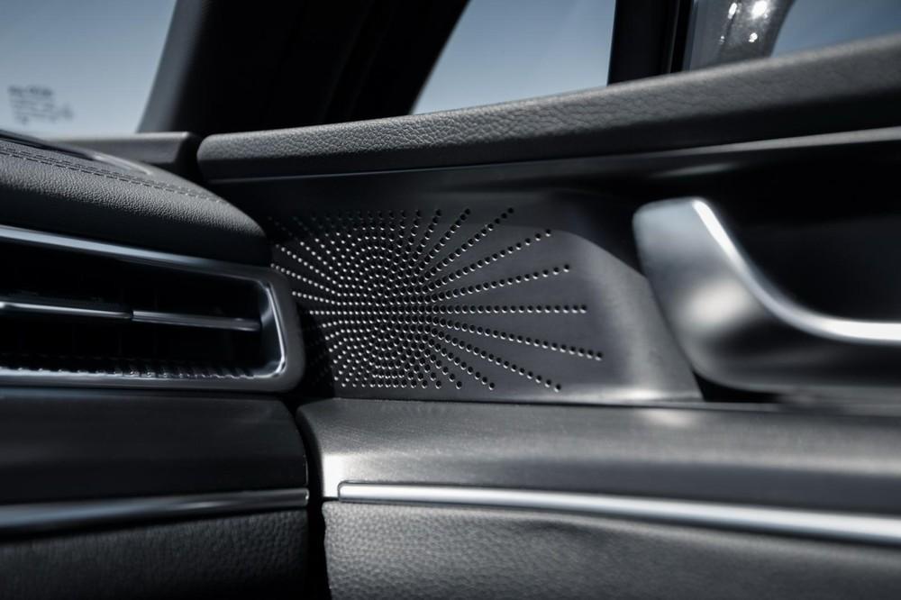 Kia K5 2021 có hệ thống âm thanh Bose 12 loa