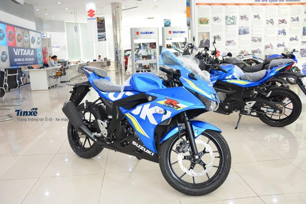 Suzuki đang tung ưu đãi giảm phí trước bạ cho 4 dòng xe máy, nhiều nhất lên đến 5 triệu đồng