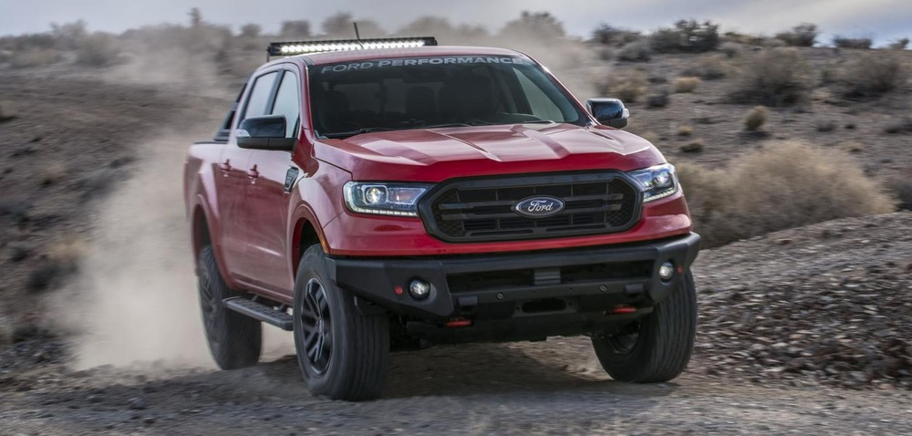 ranger ford performance off road pack 3 07 caec