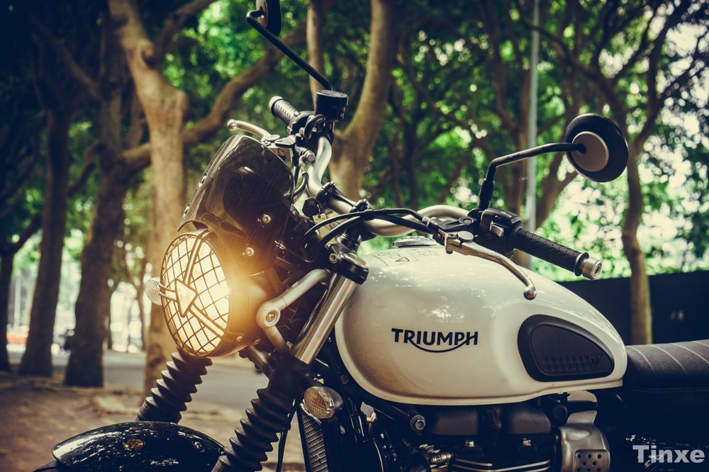 Triumph Street Scrambler 900