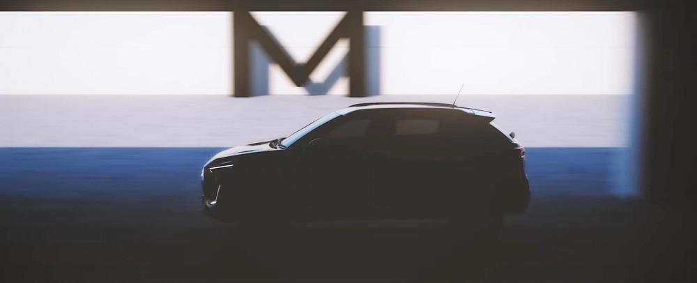 Nissan Magnite dự kiến có chiều dài chưa đến 4 m