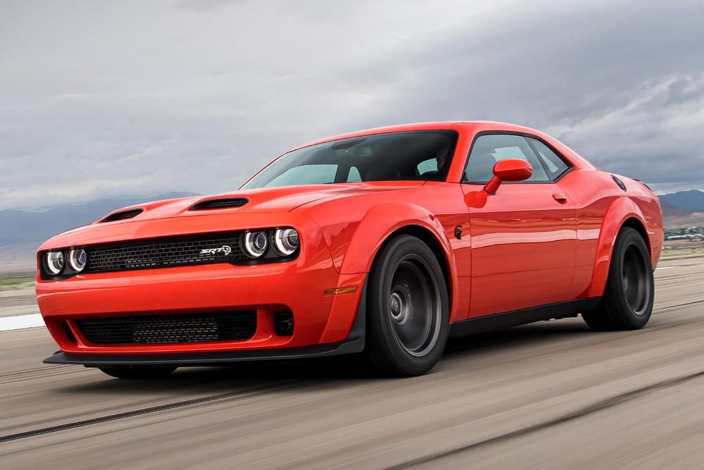 Dodge Challenger SRT Super Stock 2020