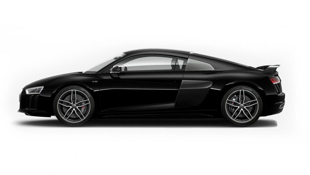 Audi R8 đen
