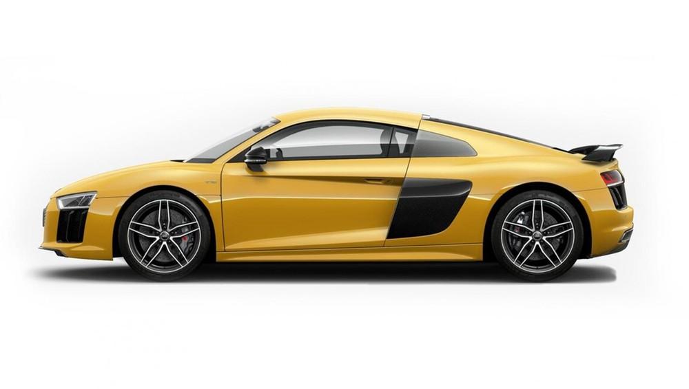 Audi R8 vàng