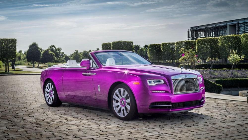 Rolls-Royce Dawn của ông Michael Fux