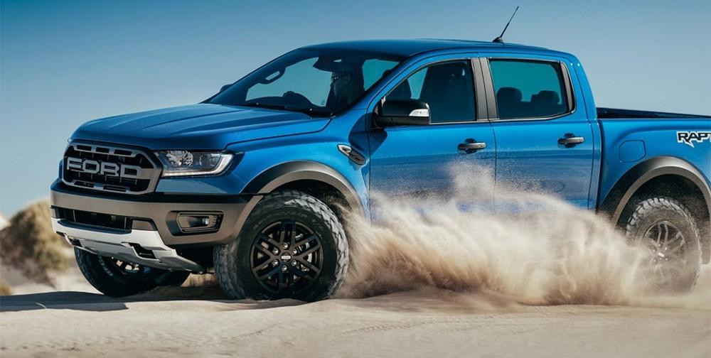 Ford Ranger Raptor hiện đang bán ra tại Việt Nam
