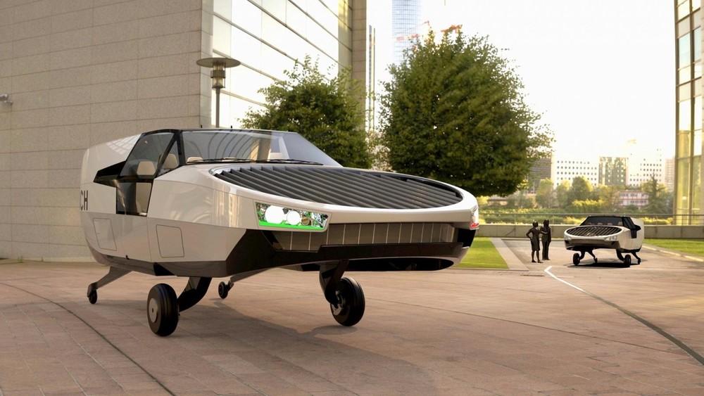 CityHawk được thiết kế để đảm nhiệm vai trò taxi bay trong đô thị và phương tiện giải cứu trên không