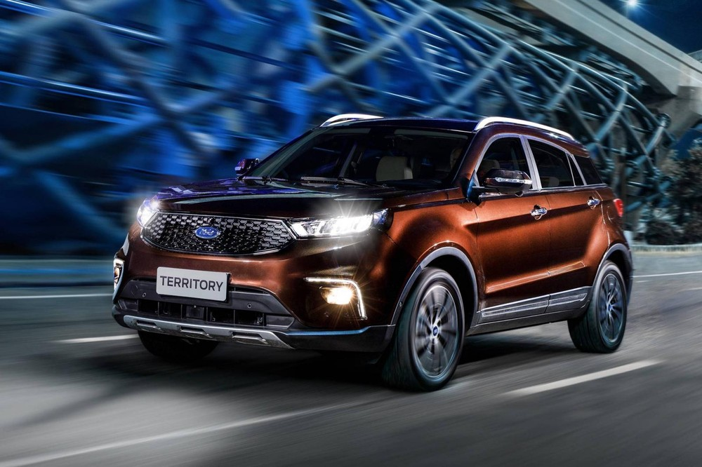 Ford Territory 2020 New C Size Suv Is About To Launch In Southeast Asia Facing Honda Cr V And Mazda Cx 5 Electrodealpro