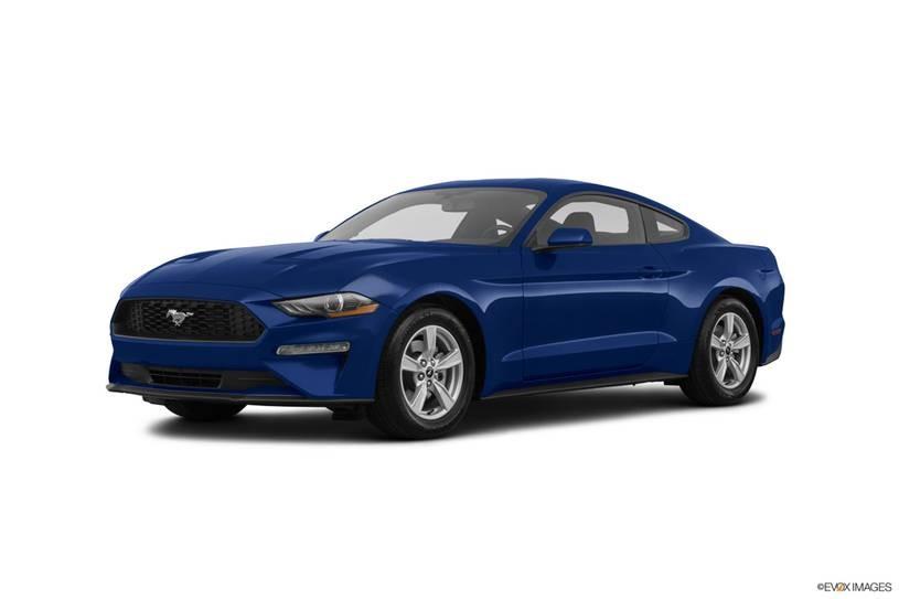 Ford Mustang xanh dương