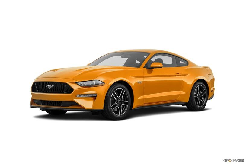 Ford Mustang cam