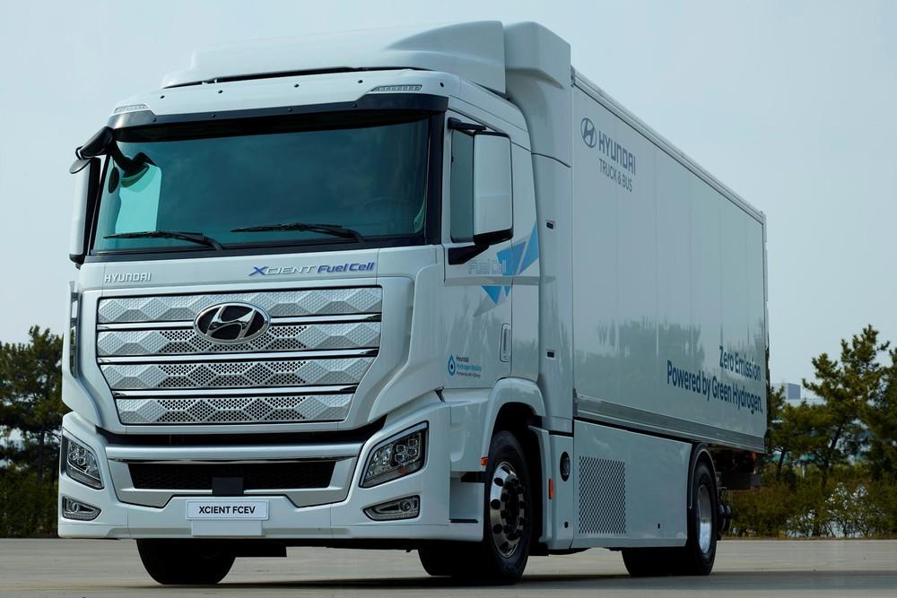 Hyundai đặt kỳ vọng lớn vào thành công củaXCIENT Fuel Cell