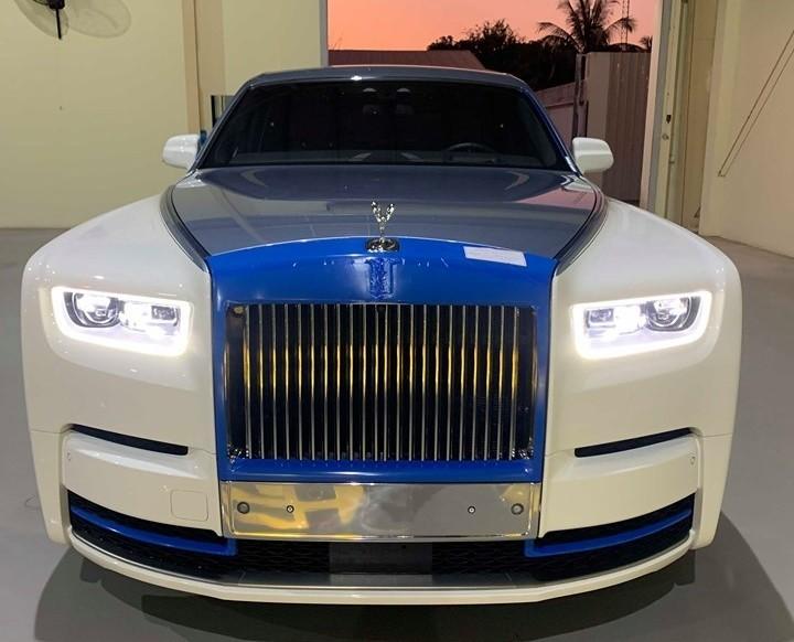 Rolls-Royce Phantom thế hệ thứ 8 có công suất 563 mã lực