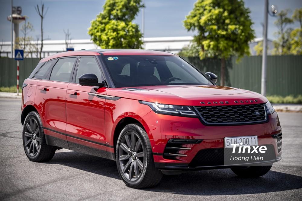 Trong khuôn khổ bài viết, chúng tôi sẽ đưa đến các bạn những thông tin về chiếc Range Rover Velar R-Dynamic SE với những tuỳ chọn được đặt riêng theo yêu cầu của khách hàng.