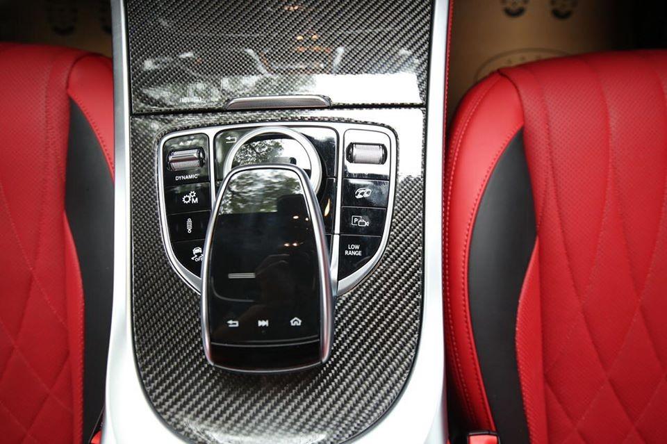 An toàn trên Mercedes-AMG G63