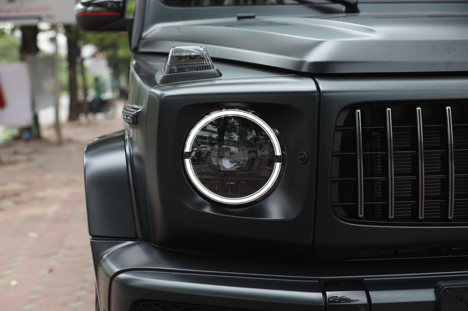 Đèn xe Mercedes-AMG G63
