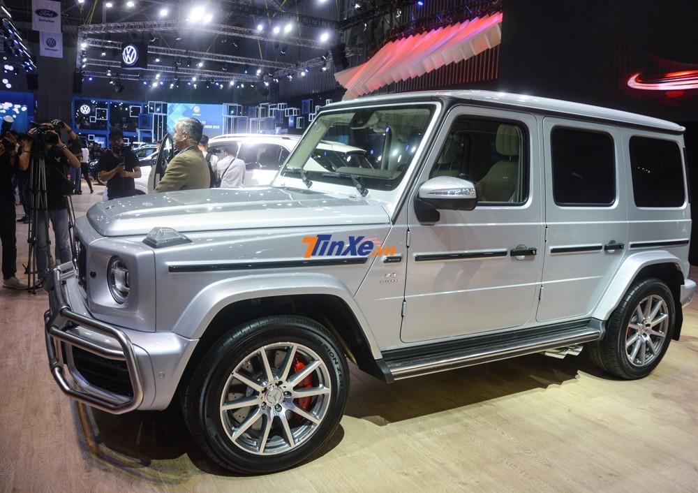 Mercedes-AMG G63 chính hãng đầu tiên Việt Nam
