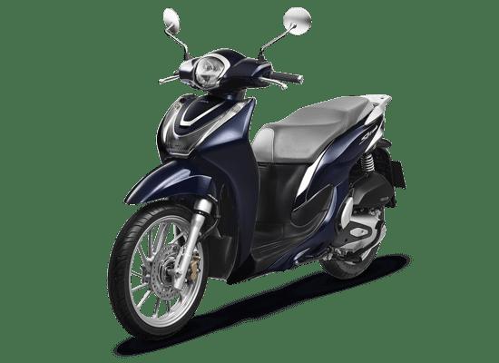 Giá xe Honda SH Mode Thời trang ABS màu xanh