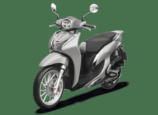 Xe Honda SH Mode Thời trang ABS màu bạc