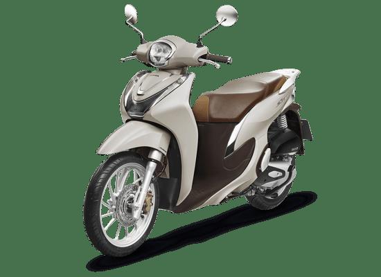 Xe Honda SH Mode Thời trang ABS màu be