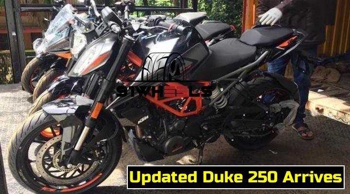 KTM 250 Duke 2020 tại Ấn Độ