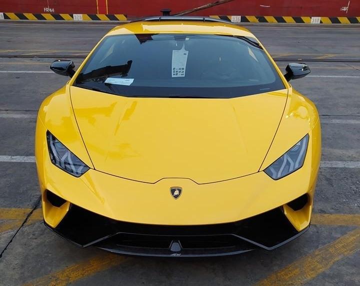 Siêu xe Lamborghini Huracan Performante đầu tiên về Việt Nam