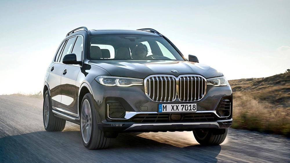 Giá niêm yết BMW X7 là 6.689 tỷ đồng