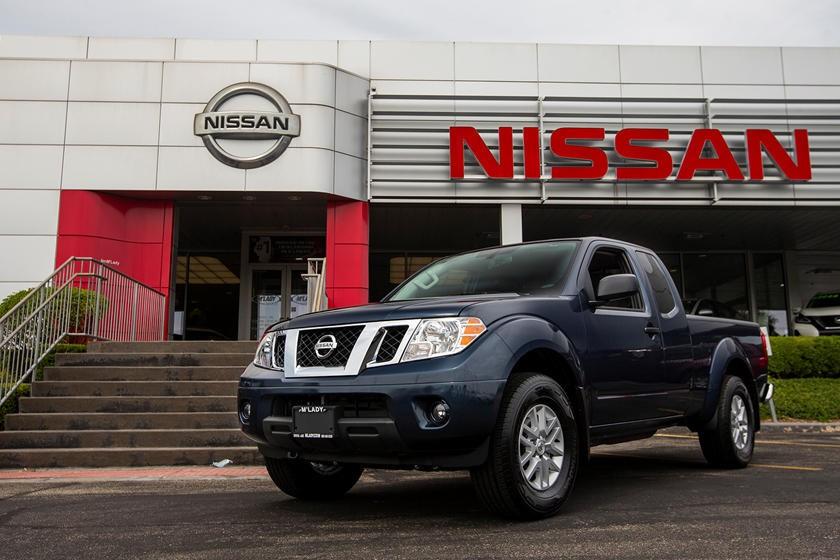 Nissan Frontier 2020 mang nhiều điểm nâng cấp vượt trội so với đời 2007